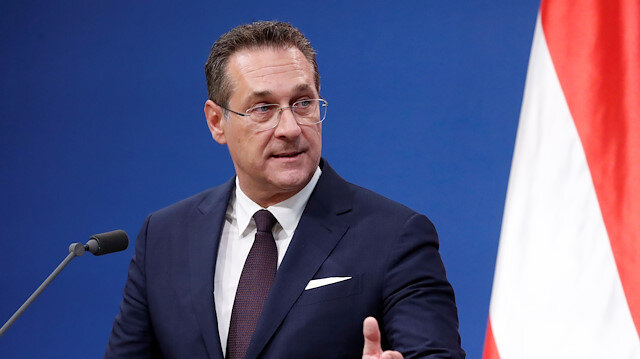 Austrian vice chancellor quits over video as coalition teeters