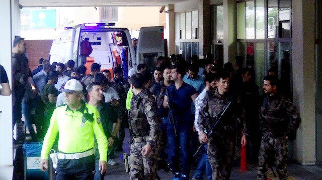 Police officer martyred in PKK terror attack in SE Turkey