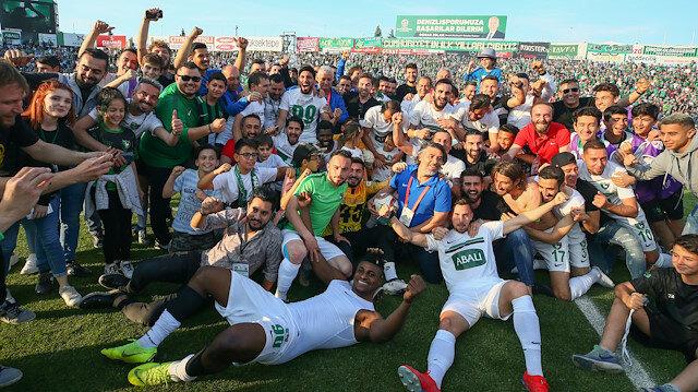 Şampiyon Denizlispor