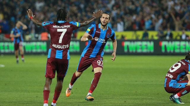 Trabzonspor-Beşiktaş: 2-1