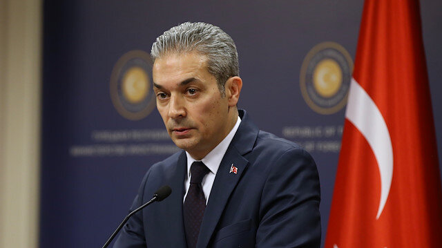 Turkey calls for restraint after Saudi pipeline attack