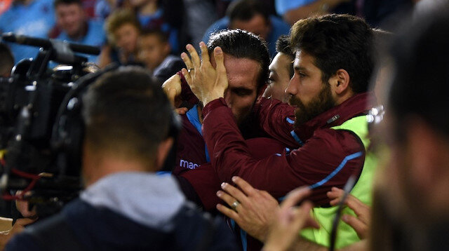 Olcay Şahan Trabzonspor'dan ayrılıyor