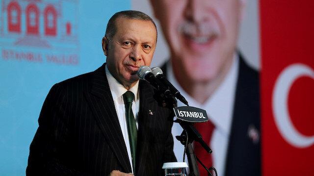 Cumhurbaşkanı Erdoğan: Türkiye'yi daha ileri taşıyalım