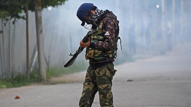 Indian forces kill three militants in Kashmir