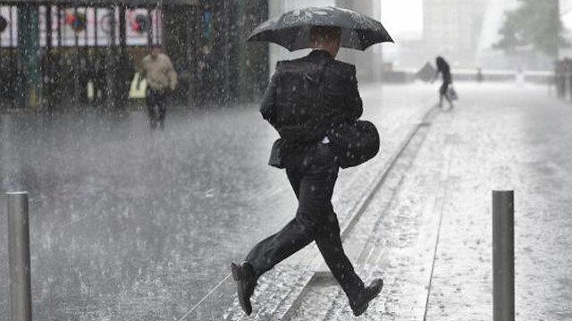 Meteoroloji'den yeni uyarı: Batıda artacak doğuda azalacak