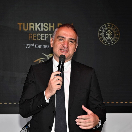Turkish reception leaves its mark on Cannes