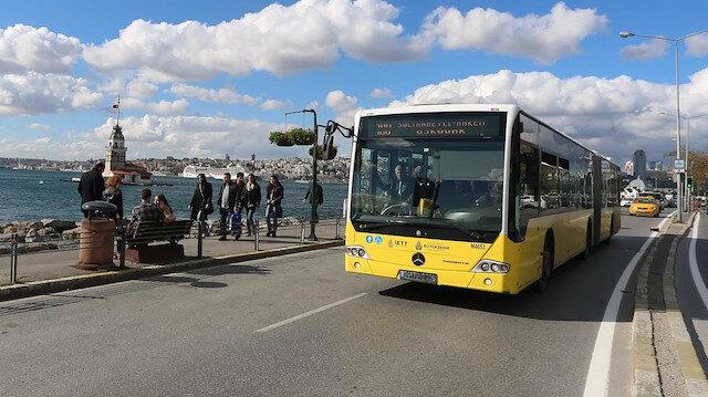 İstanbul'da bugün toplu ulaşım ücretsiz