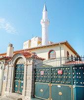 İskeçe'de camiye ırkçı saldırı