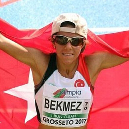 Turkey claims gold in European Race Walking Cup