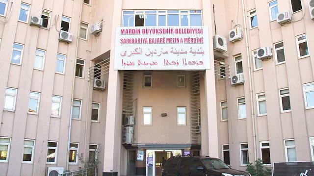 Mardin Belediye binası
