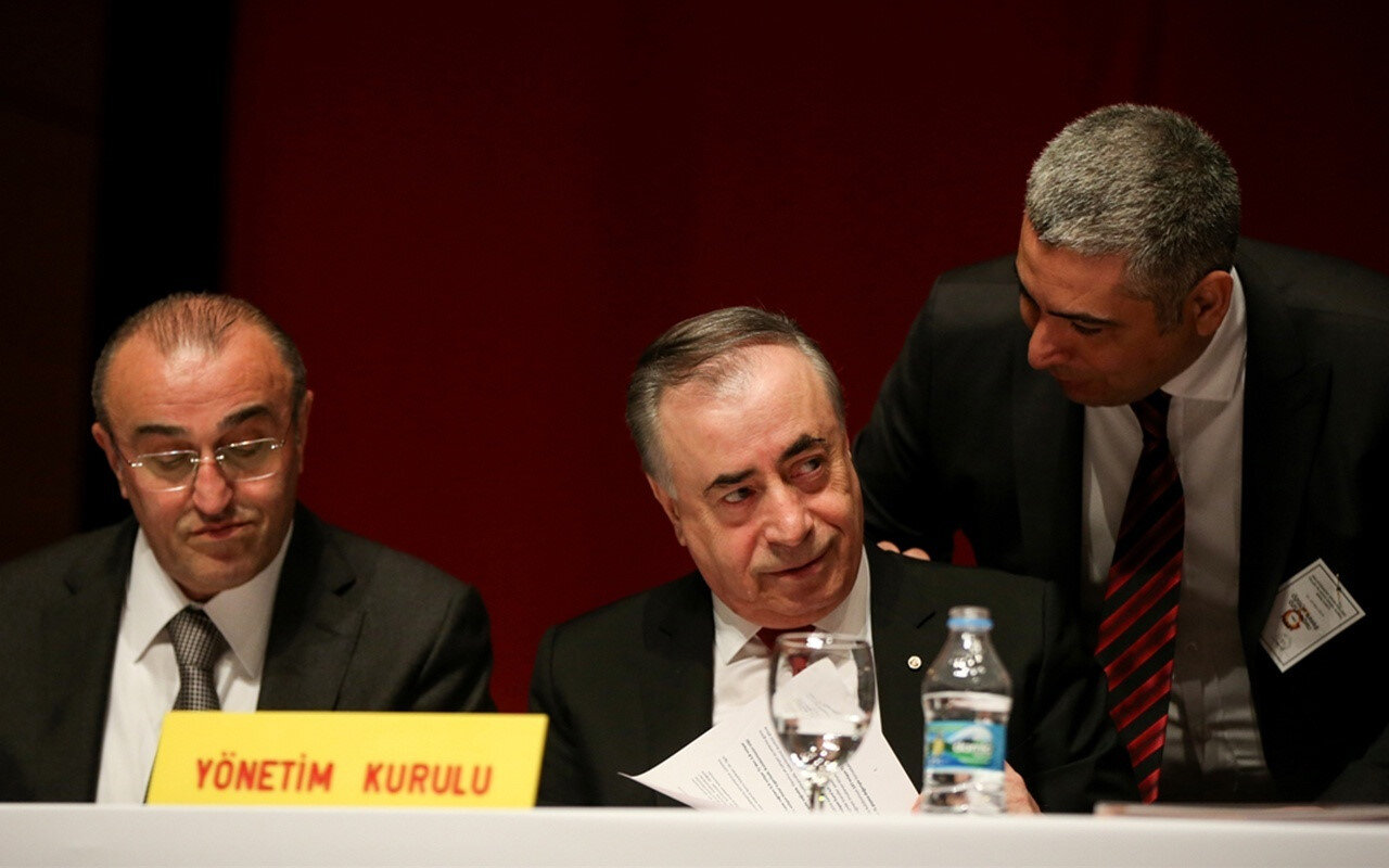 Mustafa Cengiz ve yönetimi mali yönden ibra edilmiş ancak idari açıdan ibra edilmemişti.