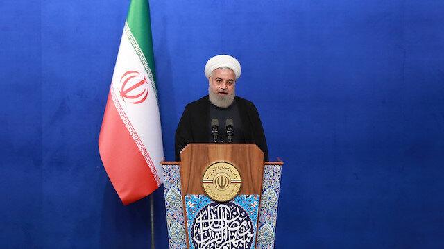 Ruhani: Beyaz Saray'daki yöneticiler karşısında daima galip geldik