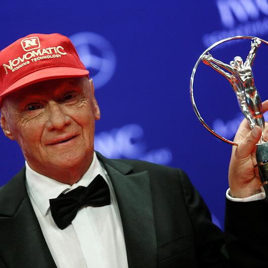 Former Formula One legend Lauda dies at 70