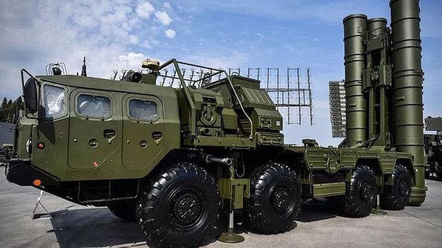 Rusya'dan açıklama: S-400 anlaşması tamam