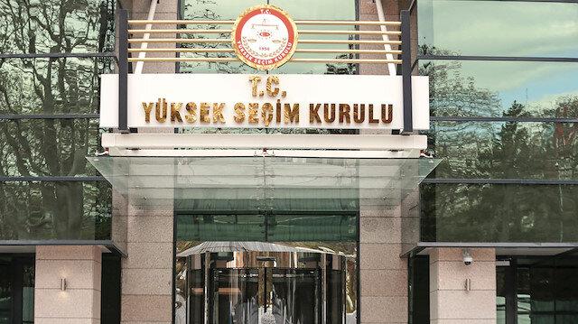 Yüksek Seçim Kurulu Binası