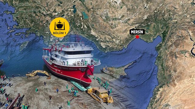 Doğu Akdeniz'de sular ısınıyor: Taşucu Tersanesi'nin yapımı yeniden gündemde
