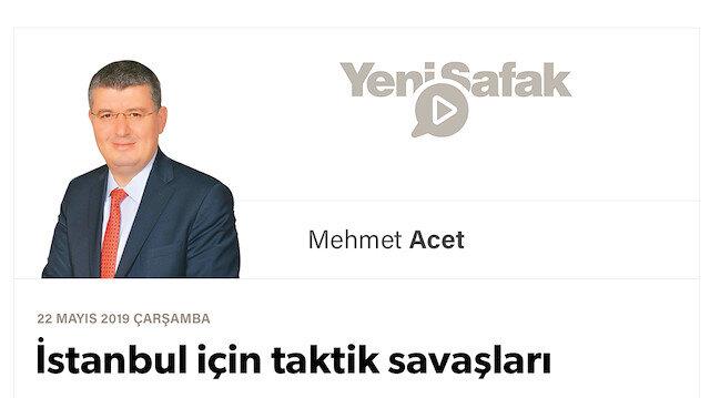 İstanbul için taktik savaşları