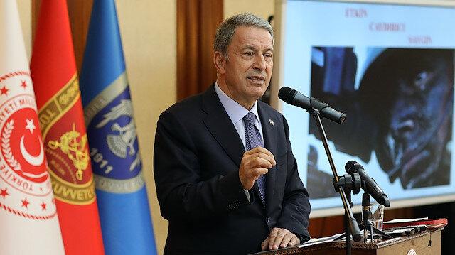 Bakan Akar Fransa'nın Türkiye'ye Samp-T teklifini açıkladı
