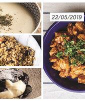17. gün iftar menüsü
