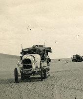 Sahra Çölünü 1922de geçmişti