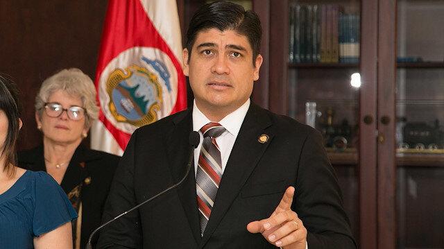 Kosta Rika: Venezuela'da çözüm için askeri seçenek olmamalı