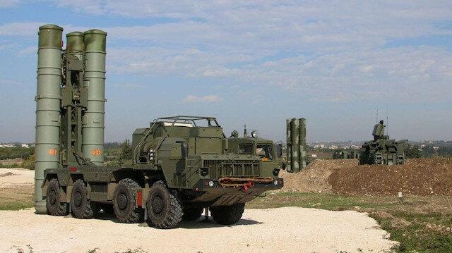 S-400 hava savunma füzesi