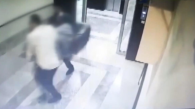 İş adamını battaniyeye sarıp kaçırmışlar