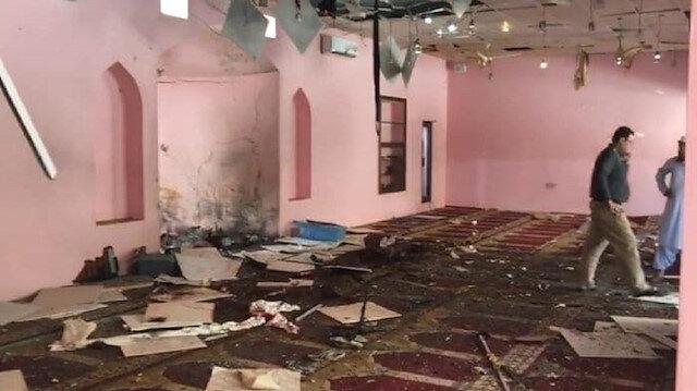 Pakistan'da cuma namazı sırasında bombalı saldırı: 2 ölü 15'den fazla yaralı