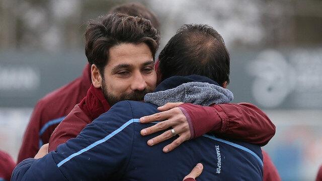 Olcay Şahan Trabzonspor'dan ayrıldı