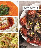 19. gün iftar menüsü