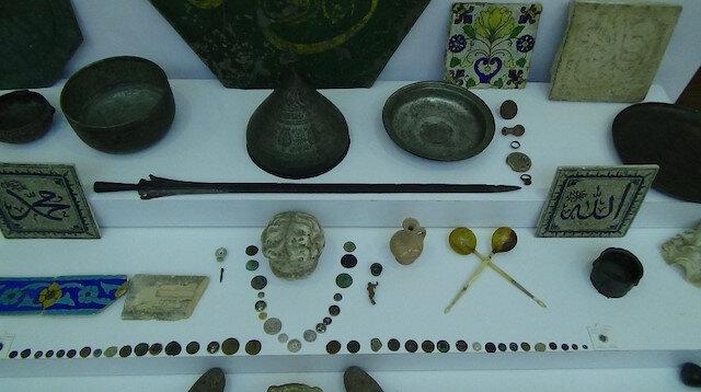 İstanbul'da 313 parça eser ele geçirildi