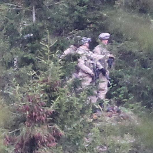 PKK'nın Karadeniz'deki ana karargahı bulundu