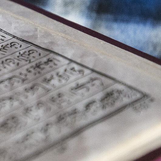 800-year-old Quran draws visitors in northern Turkey