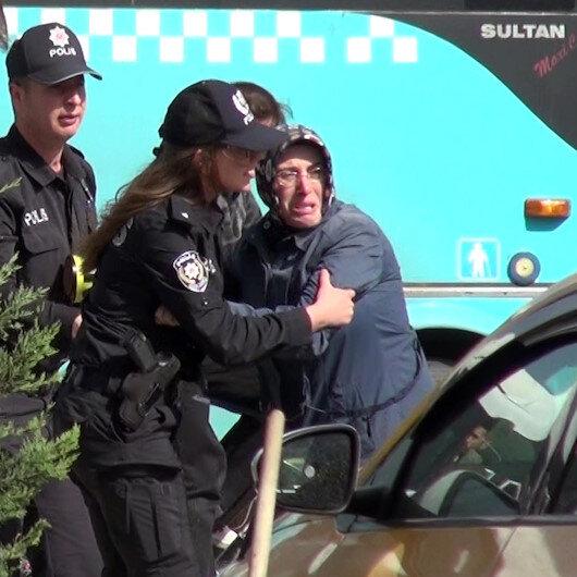 Taksici sıra tartışmasında meslektaşını öldürdü