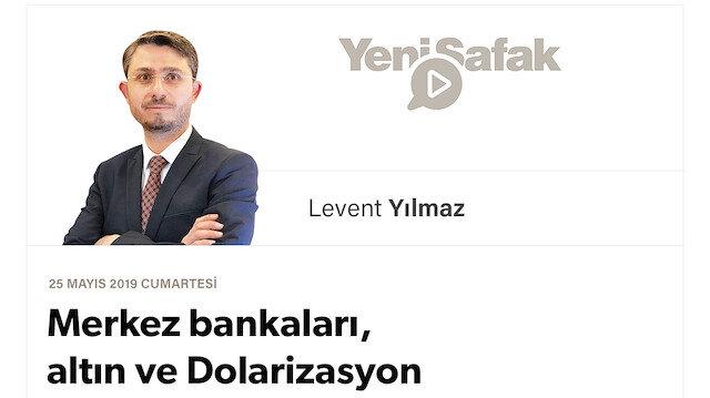 Merkez bankaları, altın ve dolarizasyon