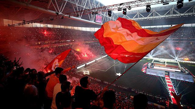 Galatasaray, 22. şampiyonluğunu kutladı.