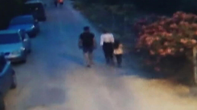 Rus turistin Antalya'ya geldiği gün öldüğü kaza kamerada