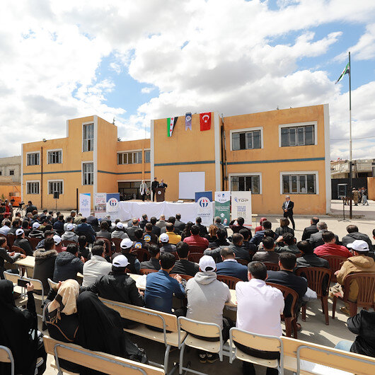 Turkish university to offer education in northern Syria