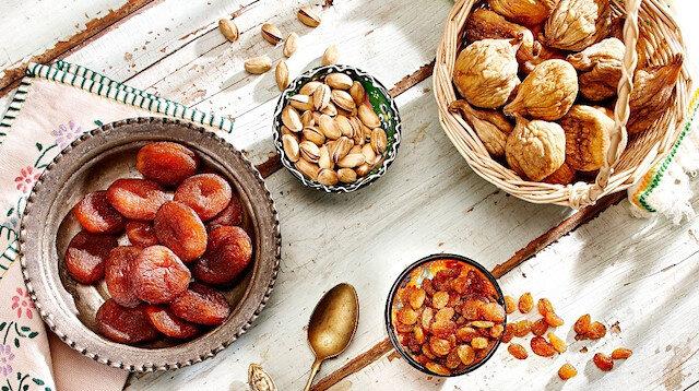 TMO'nun kuru meyve alımı yapması konusunda çalışmalar yapıldı.