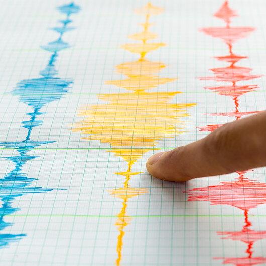 Muğla Yatağan'da deprem