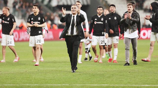 Beşiktaş Güneş'le son yılında umduğunu bulamadı