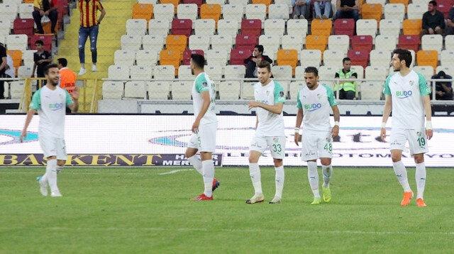 Süper Lig'de küme düşen takımlar belli oldu