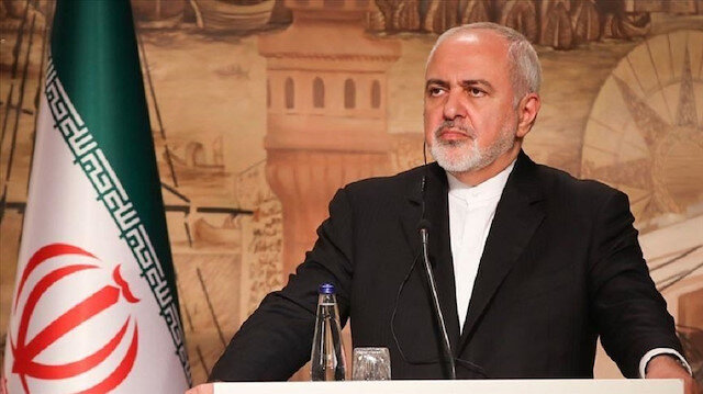 File photo: Iranian Foreign Minister Mohammad Javad Zarif