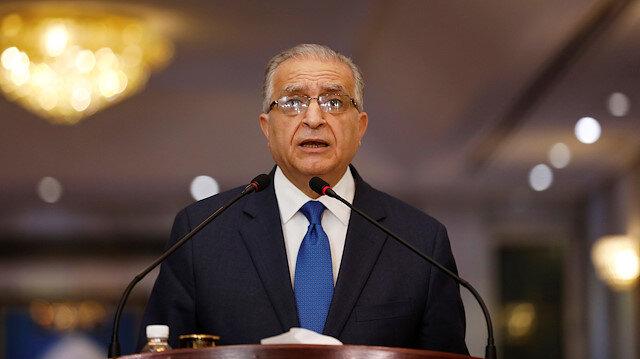 File photo: Iraqi Foreign Minister Mohamed Ali Alhakim