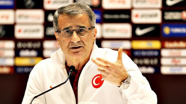 Şenol Güneş, Antalya kampında soruları yanıtladı.