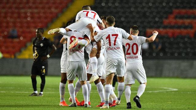 Spor Toto 1. Lig play-off'ta Hatayspor'un rakibi Gazişehir Gaziantep oldu