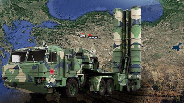 Erdogan reiterates bid for working group on Russian S-400