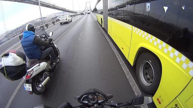 Motosikletlere köprü müjdesi