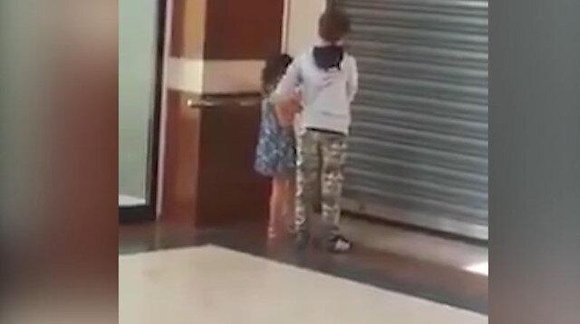 Çocuklardan oruçlulara saygı dolu hareket