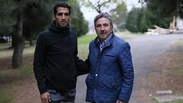 Yeni Şafak yazarı Ali Kemal Yazcı ve Vahid Amiri